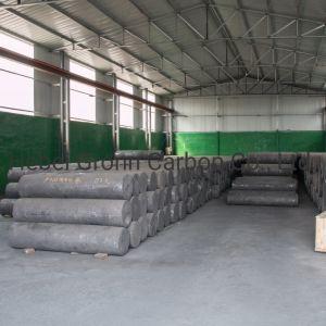 200-700mm UHP de electrodos de grafito