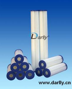 20'' el PP cartucho de filtro de pliegues para tratamiento RO