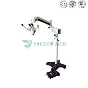 Fonctionnement du cerveau multifonction Yslzl11 Caméra Microscope Microscope chirurgical ent la neurochirurgie Fonctionnement caméra microscope