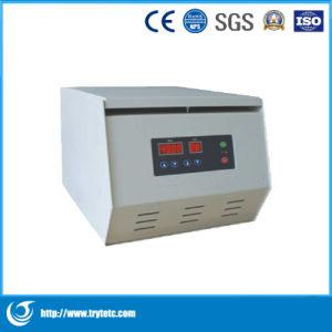 Centrifuga d'equilibratura automatica a bassa velocità di Centrifuga-Basso-Velocità di piano d'appoggio