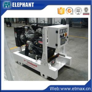 A tecnologia Yanmar gerador diesel de ciclo de 4 para 49kVA e 58kVA Conjunto do Motor