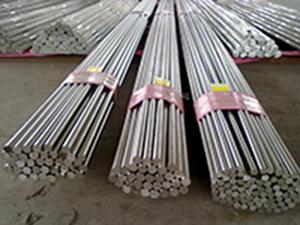 Titanium Gr5eli Gr23 ASTM F136 om Staaf