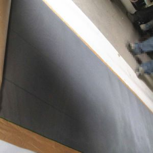Zwart Poeder Met een laag bedekt Roestvrij staal 304 het Netwerk van het Scherm van de Veiligheid voor Venster