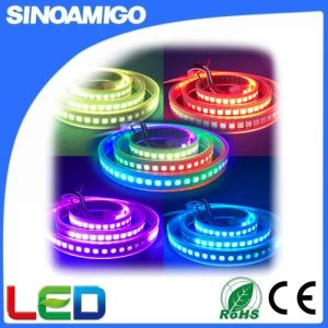 La luz de banda digital LED RGB