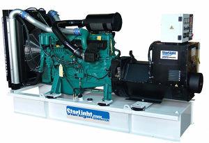 150 Kw générateur diesel Volvo