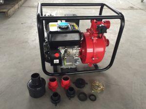 Gasolina 4 tiempos de alta presión de gasolina de 1.5 pulgadas Pump1.5 pulgadas de alta presión bomba de agua para el control de incendios