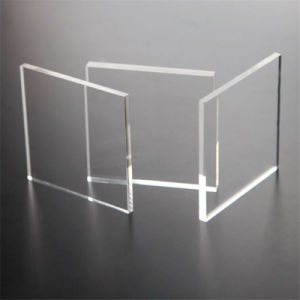 5мм ясно 2000*3000 мм PMMA литого акрилового волокна Plexiglass пластмассовых листов