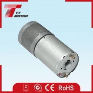 Micro electric elevado par motor de 12V DC para Mezcladoras