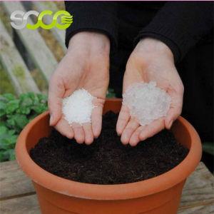 Super Polímeros absorbentes sap para la Agricultura