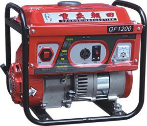Имеется маленький портативный бензиновый генератор (ZT1200 (1.0kw))