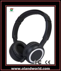 2.4G draadloze Hoofdtelefoon met Mic (HG401)