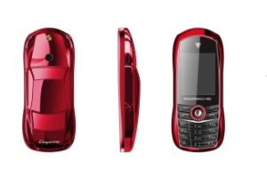 Modelo de telefone (F8) - 2