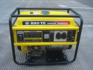 3.5~6kw 솔 가솔린 발전기 황색 색깔 (HT4500LX~HT7800LX)