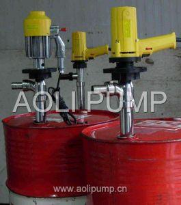 Pompa del barilotto dello SB (pompa del timpano)