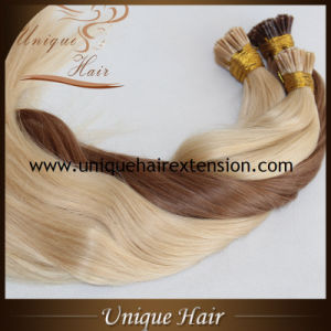 Europäische Remy Schmelzverfahrens-Haar-Großhandelsextensionen