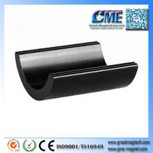 Высокая температура магниты сегмента магнит постоянного тока электродвигателя постоянного магнита