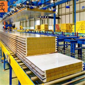 Сегменте панельного домостроения строительные материалы в формате EPS Сэндвич панели стены для изготовления
