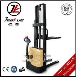 De Hoogste Kwaliteit van Ce ISO Stapelaar van de Pallet van 1.5 Ton de Elektrische