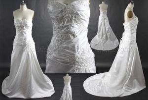 De Kleding van het huwelijk, Bruids Kleding, Kleding Prom (Gillis Bruids 00011)