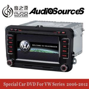 6.5  Vw (RNS510)를 위한 HD 2 DIN 차 DVD GPS Passat /Golf/Gti/Magotan/ Sagitar/Bora/Tiguan/Polo/Scirocco/EOS/Seat /Leon /Shara/Skoda 2005-2012년 (ANS510)