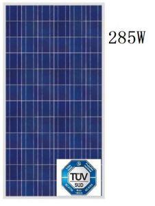 285W Policristalino Módulo Solar (JHM285P-72)