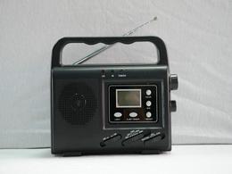 [بورتبل] مولّد شاحنة شمسيّ راديو خارجيّة