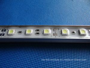 Gran cantidad de lúmenes de luz LED SMD5050 LED barra rígida tira rígida