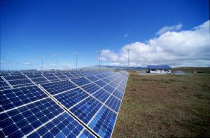Hors réseau commercial Système d'alimentation solaire