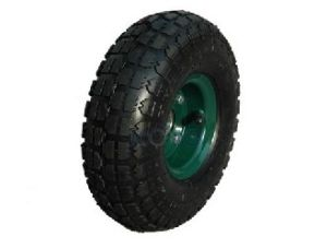 3.50-4 16mm Ball Bearings를 가진 공기 Wheel