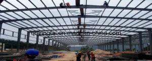 Estructura de acero profesional Taller de almacén de construcción