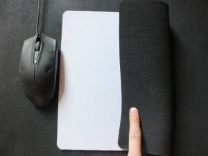Blank mouse pads por grosso