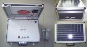 Mobile Solar Power Generator System (TYN-B4536)