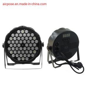 PAR LA LUMIÈRE en plastique ABS 54pcs 3W L'étape de l'équipement d'éclairage à LED