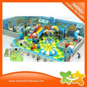 PVC+Sponge Materiële Zachte BinnenSpeelplaats voor Kinderen