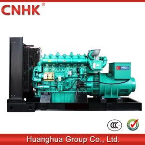 Utilização náutica gerador diesel até 160 HP