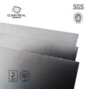 Het versterkte GrafietBlad van de Pakking met Het Blik van het Koolstofstaal SS304/316/