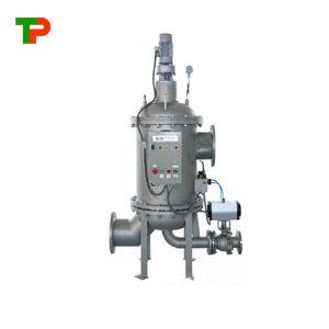 Rückseitiger waschender Filter für industrielle Wasserbehandlung