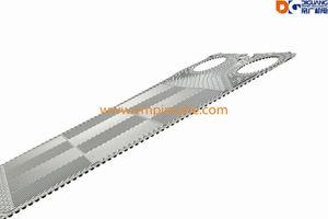 Semi-Welded Placa para Intercambiador de calor, intercambiador de calor de placas