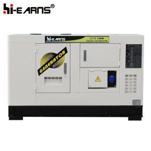 10квт с водяным охлаждением Silent Quanchai генератор (GF2-10КВТ)