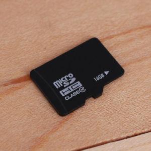 Heißer Verkauf Soem-Mikro-Ableiter-codierte Karte 16GB mit der realen Kapazität