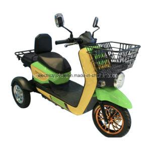 電気3中国の販売のための3つの車輪配達オートバイ