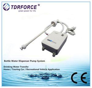 Fluss-justierbare Wasser-Pumpe Drinkging Wasser-Zufuhr-Pumpe mit Kontaktbuchse