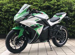 Deportes eléctrico Moto V6 La velocidad máxima de 120 km/h
