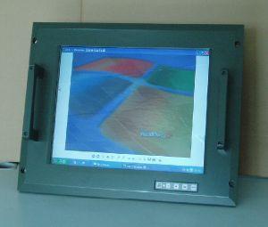170 degrés à large écran LCD Affichage robuste militaire