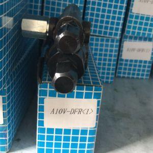 좋은 품질을%s 가진 A10V 유압 펌프 피스톤 펌프를 위한 A10V-Der 통제 벨브
