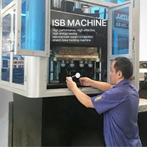 Macchina automatica dello stampaggio mediante soffiatura di stirata dell'iniezione dell'animale domestico del PC della singola fase