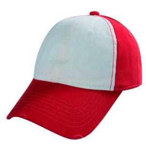 Impressão promocional lavados Algodão Personalizada Sports Baseball Caps Chapéus