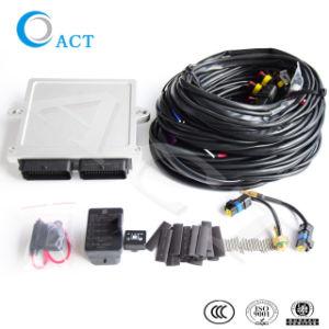 Loi sur la conversion du gaz GPL GNC ECU Kits d'unité de commande 2568Electronik