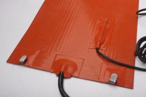 産業電気暖房のフィルムの適用範囲が広いシリコーンのヒーターパッド