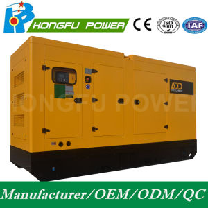 Основная мощность 500 квт/625ква звуконепроницаемых дизельных генераторных установках с Shangchai Sdec двигателя